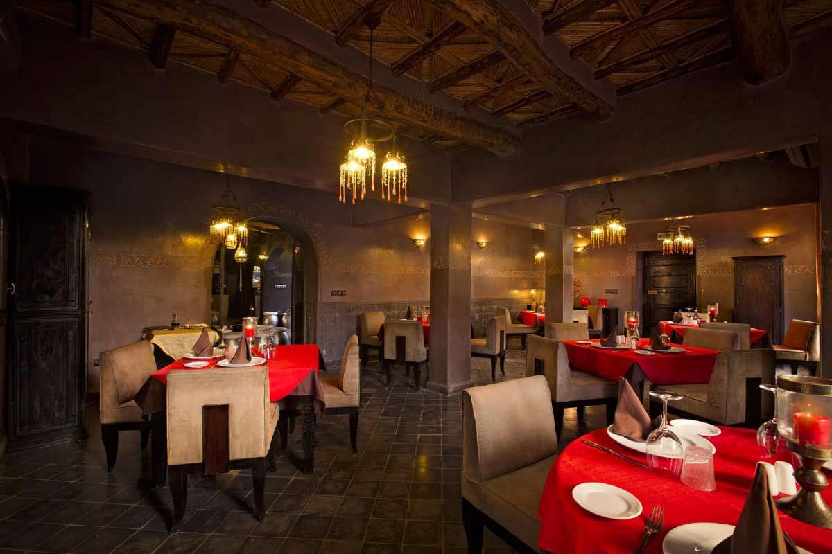 Restaurant Ourzazate