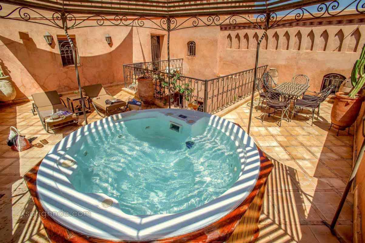 Ouarzazate Hotel Luxe