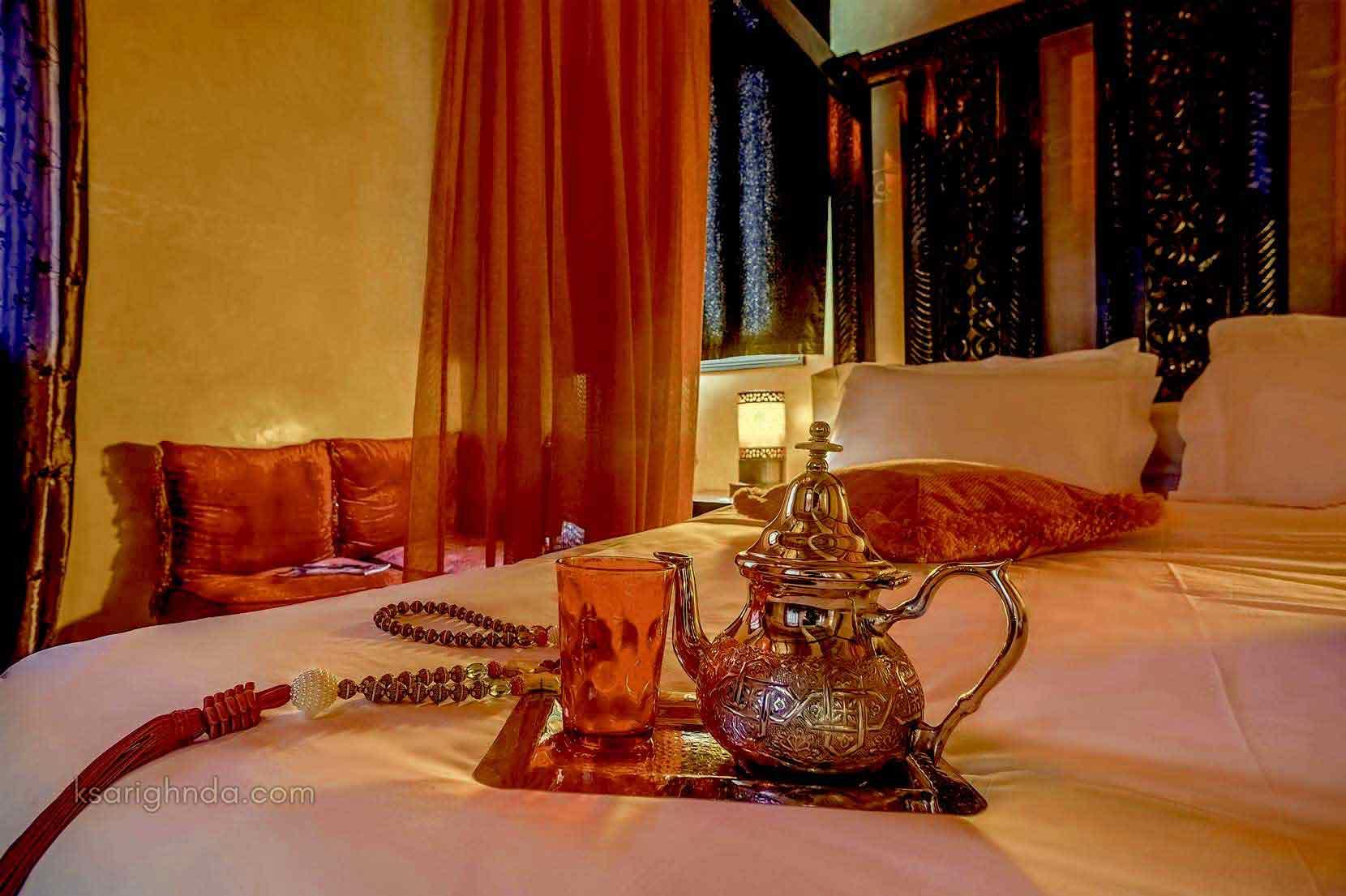 Décor Hôtel ksar Ighnda