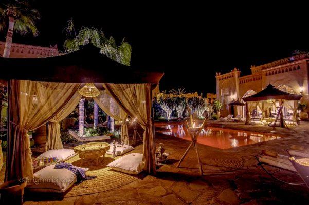 Soir Hôtel ksar Ighnda
