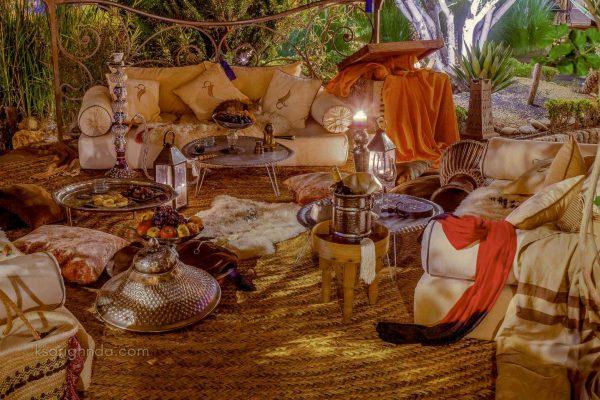 Paisible - Hôtel ksar Ighnda