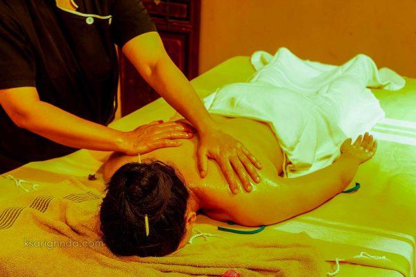 Massage Hôtel ksar Ighnda
