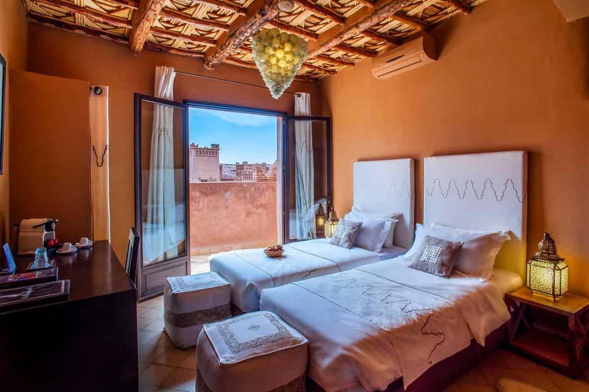 Riad de luxe Maroc