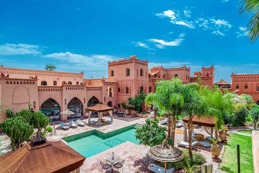 Riad Ksar Ighnda Maroc