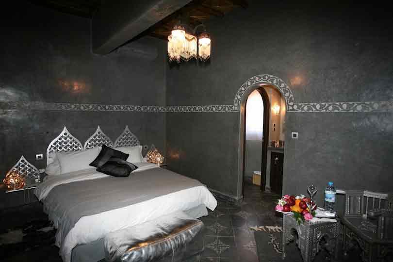 Chambre hôtel de luxe Ouarzazate - Ksar Ighnda