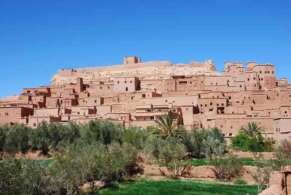 excursion à Ouarzazate
