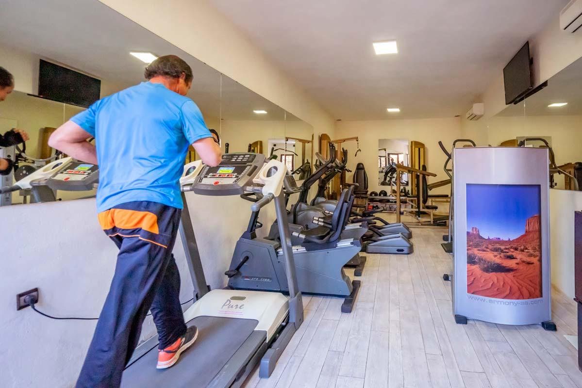 Exercice de sIport - Ksar Ighnda Ouarzazate