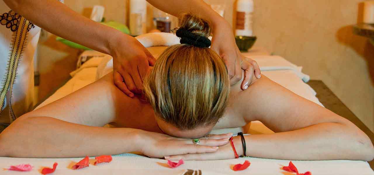 Massage et relaxation - Ksar Ighnda