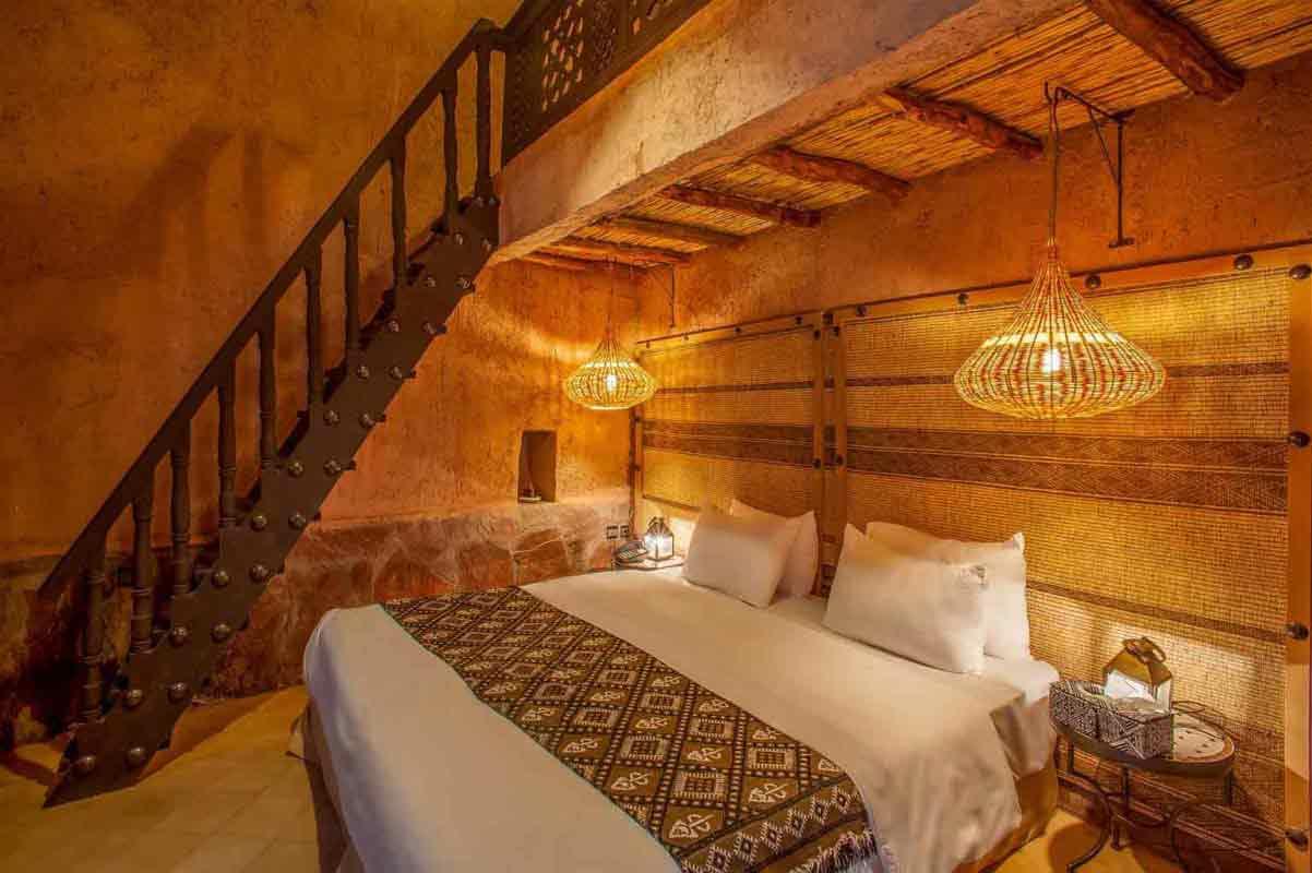 chambre standard - hôtel ksar Ighnda