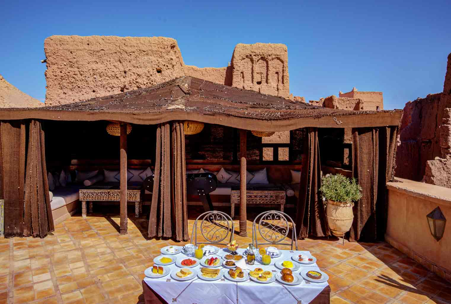 Ouarzazate porte du désert
