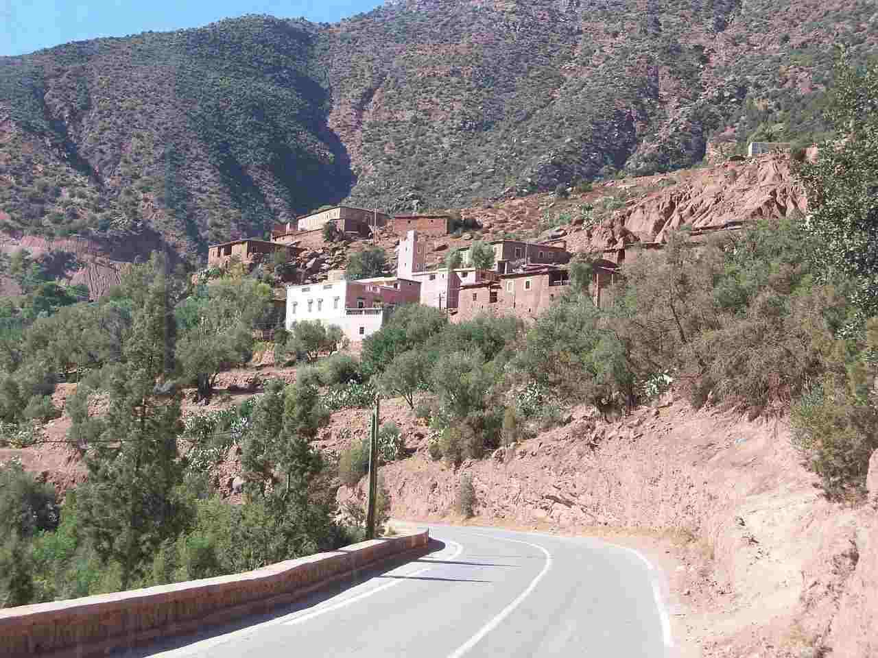 les plus beaux paysages de Maroc
