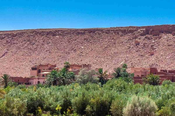 vue panoramique ouarzazate