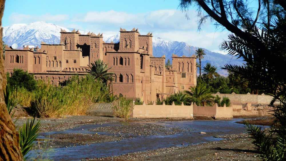 Kasbah Amridil Ouarzazate Maroc