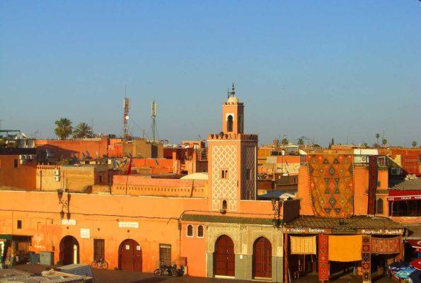 hôtel Ouarzazate Ksar Ighnda