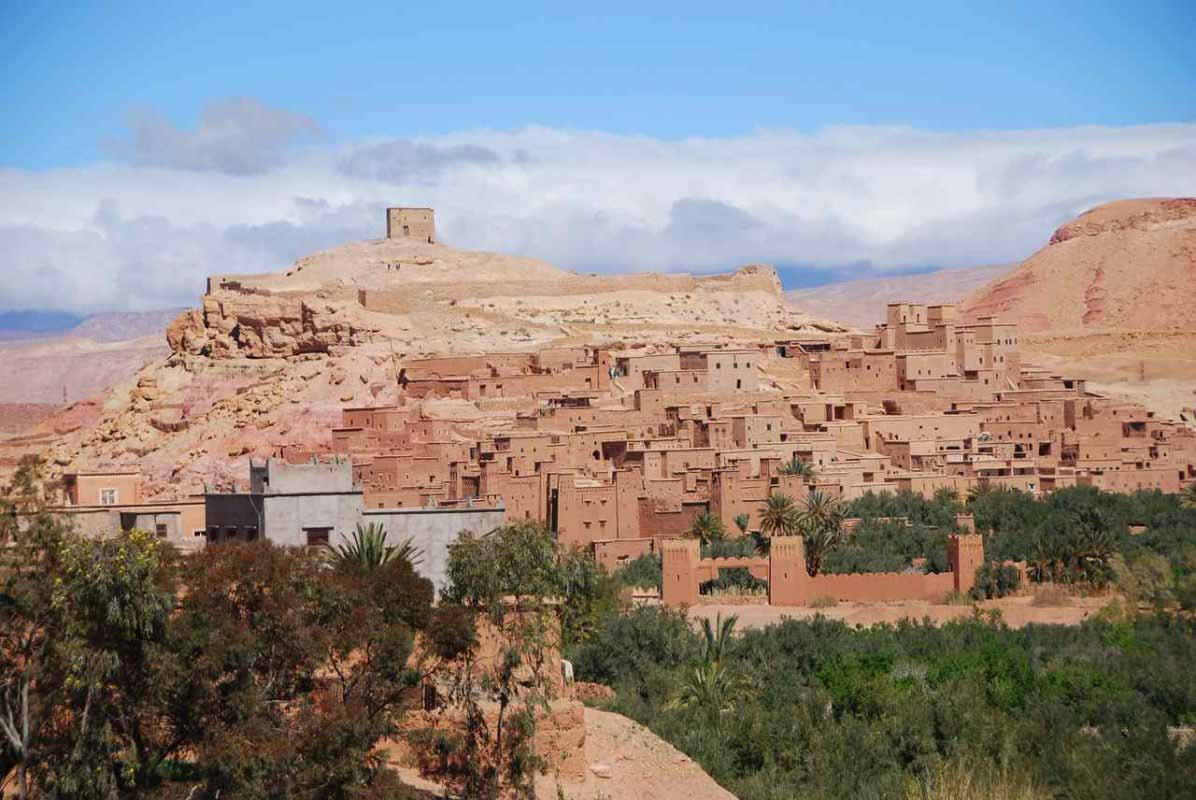 voyage à ouarzazate
