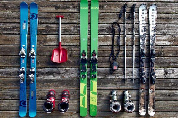 Skier au Maroc