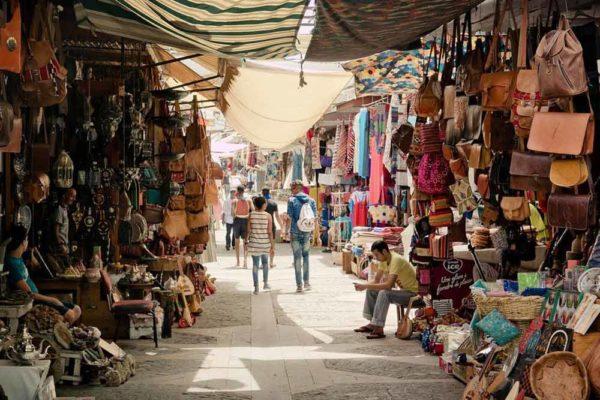 souks Ouarzazate