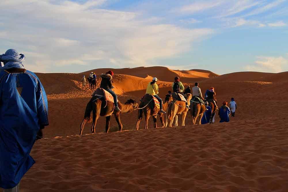 saison idéale pour voyager au Maroc