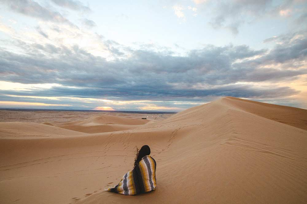 Voyage en solitaire au Maroc