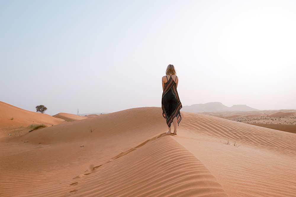 voyager seul au Maroc