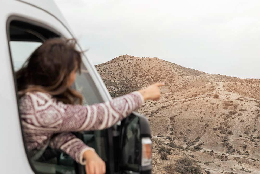 Camping car pour votre voyage au Maroc
