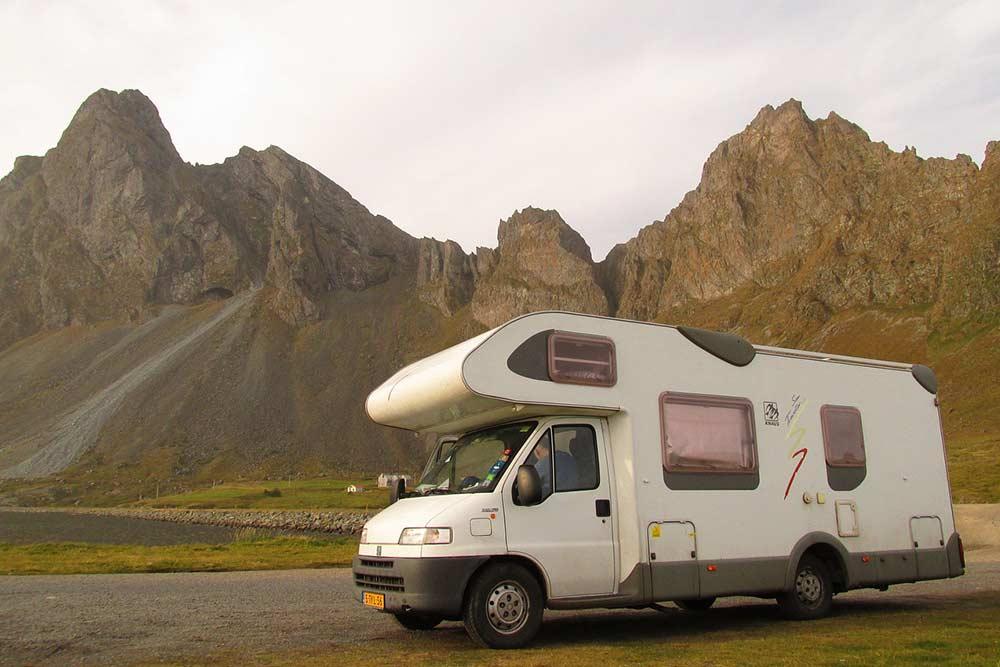 Voyager en camping car au Maroc