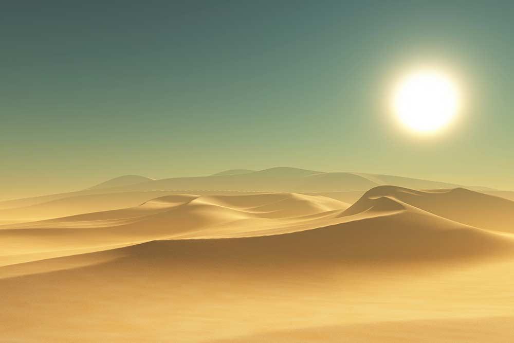 Voyager dans le désert de Sahara