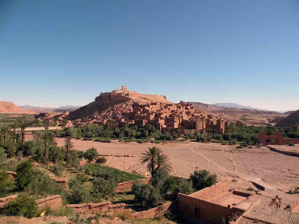 monuments Ourazazate
