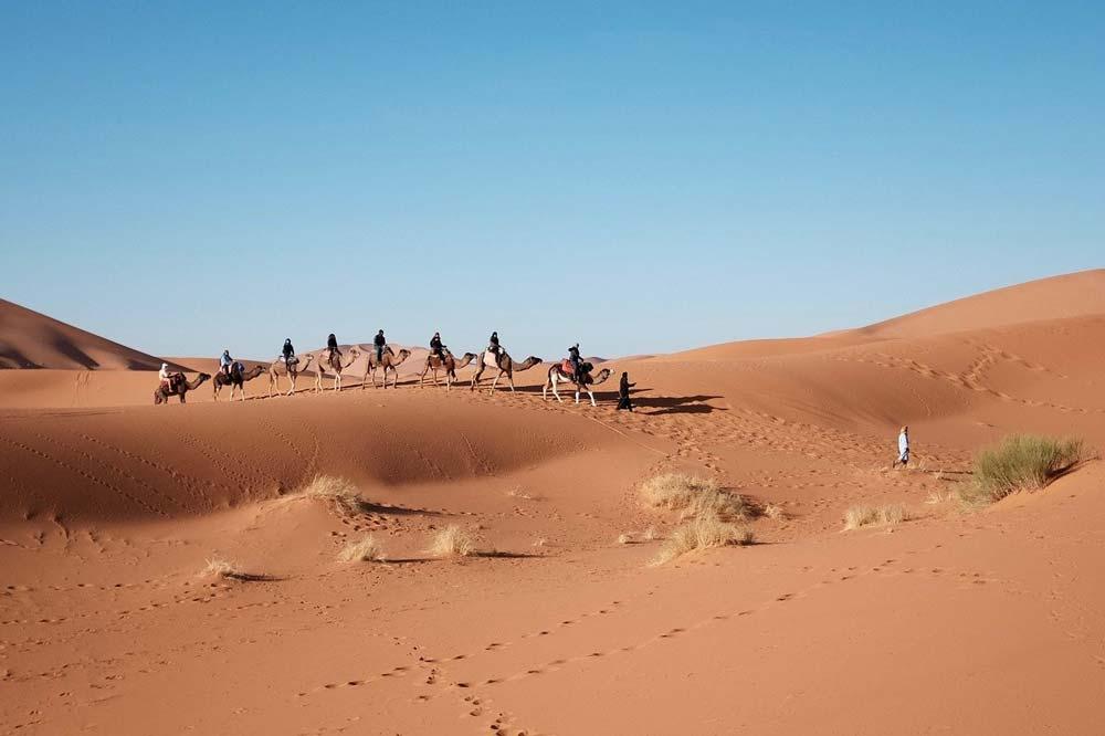 desert de sahara